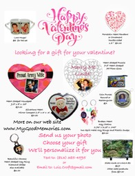 Valentine Samples Flyer